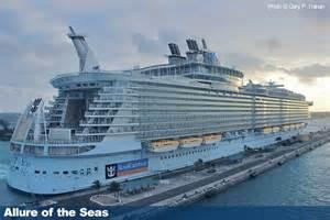 Allure of the seas cruise ship photos royal caribbean international