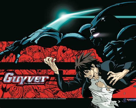 guyver the bioboosted armor guyver the bioboosted armor wallpaper and background image