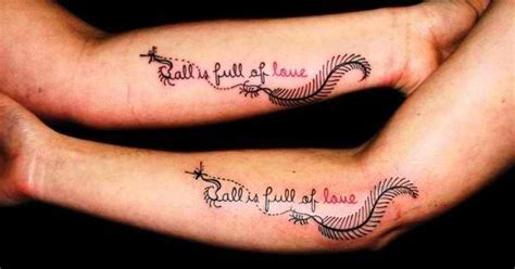 tattoos couples can get 40 tattoos for you can get obsessed with