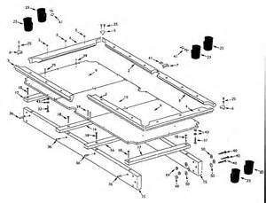 build a pool table pool table plan cool woodworking plans