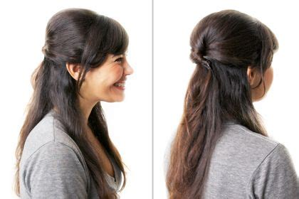 cute hairstyles you can do in 10 minutes 7 hairstyles you can do in 10 minutes flat
