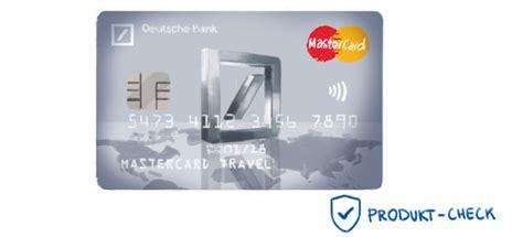 deutsche bank prepaid kreditkarte kreditkarten ohne auslandsgeb 252 hren auf bankenvergleich de