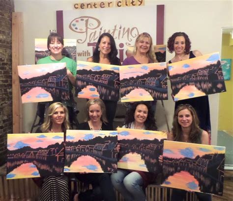 paint with a twist cincinnati 24 best painting with a twist philly images on