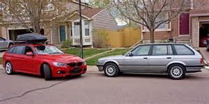 Colorado Bmw Bmw E30 Touring Vs F31 Touring Glen Shelly Auto Brokers