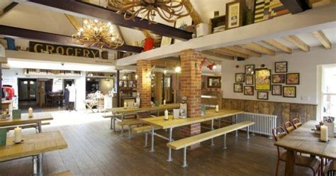 Olive Branch Food Pantry by Review This Pub Olive Branch Wimborne Minster Wimborne