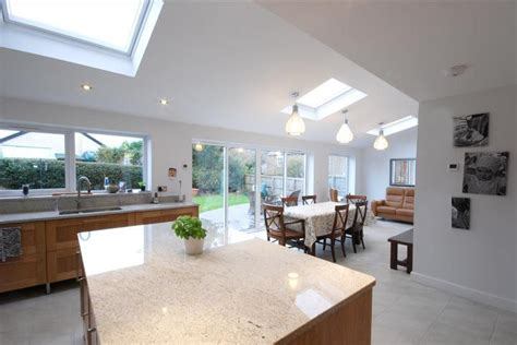 Living Room Extension Cost by Kitchen Family Room Extension Search Home Garden On