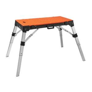 omnitable 3 1 ft 4 in 1 portable workbench 30140 the