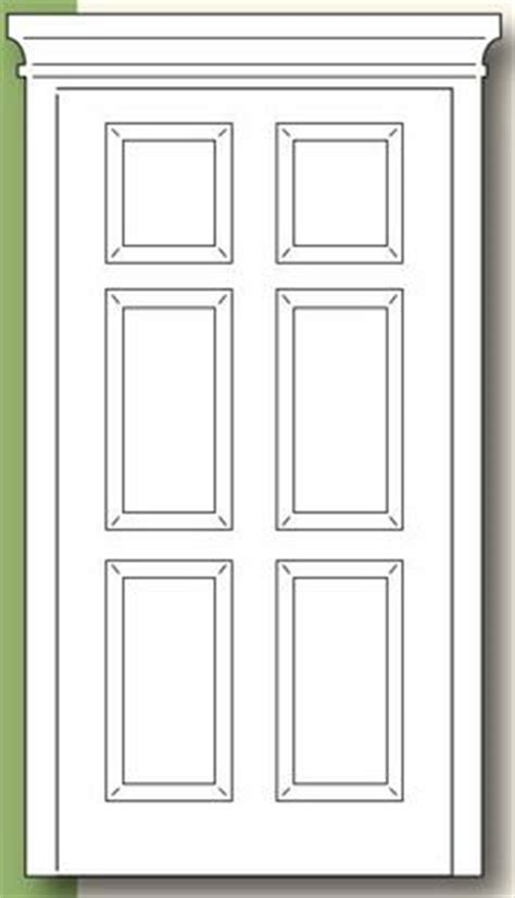 window templates for cards classic screen door die cards windows