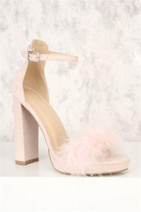light pink platform heels light pink platform heels ha heel