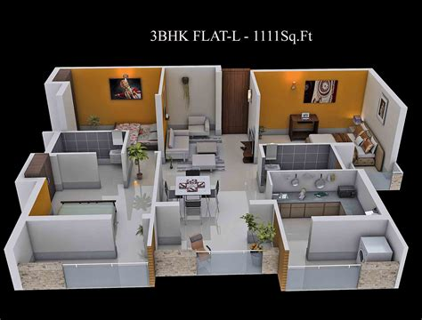 2 bhk home design and house plans designs gallery picture