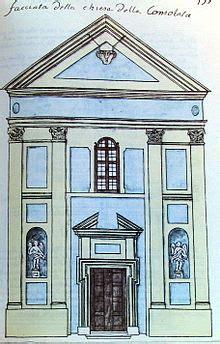 Noto Architetto Torinese by Chiesa E Monastero Della Consolata