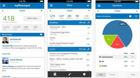 my fitness pal app android 36 free killer apps you shouldn t live without