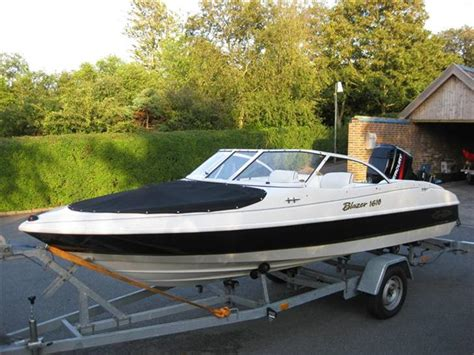 nordic blazer boat nordic blazer 1610 2005 selvom b 229 den er 5 229 r gammel s
