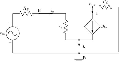 transistor ac equivalent circuit the transistor as an lifier