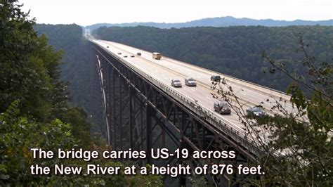 finding the deep river within a woman s journey beneath the new river gorge bridge youtube