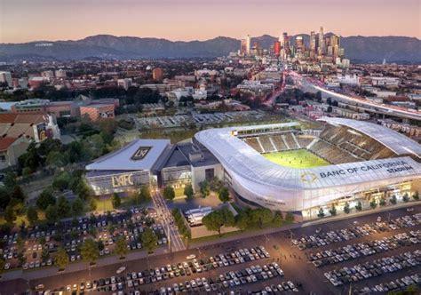 development los angeles banc  california stadium