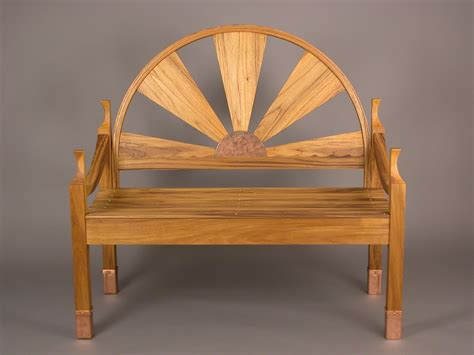 Handmade Wood Furniture - bench