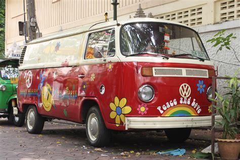 volkswagen furgone figli dei fiori immagini furgone vecchio veicolo vw