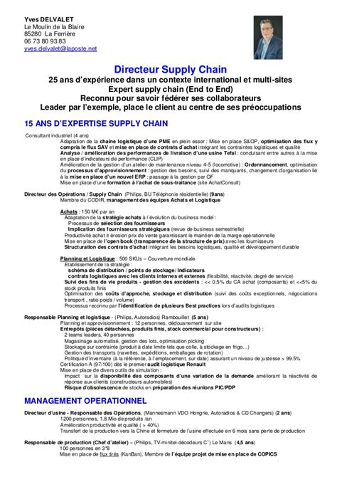 Exemple De Lettre De Motivation Coordinateur Administratif Exemple Cv Logistique Transport Cv Anonyme