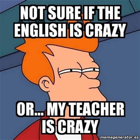 Crazy Teacher Meme - crazy teacher meme pictures to pin on pinterest pinsdaddy