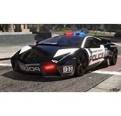 Lamborghini Revent&243n Hot Pursuit Police AUTOVISTA 50 For