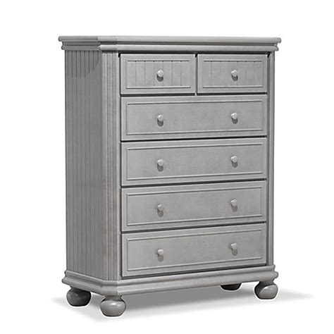 sorelle providence dresser gray dressers gt sorelle finley 6 drawer chest in stone grey