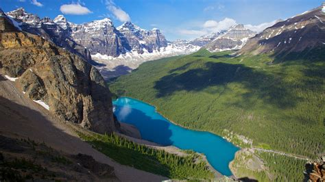 Finder Canada Alberta Moraine Lake Pictures View Photos Images Of Moraine Lake