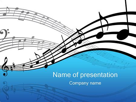 templates para blogger de musica music powerpoint template backgrounds id 0000000344