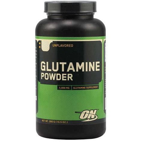 Detox From Glutamine by Optimum Nutrition Glutamine Powder 300 Grams Evitamins