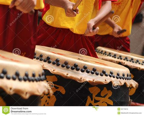 new year performance malaysia new year drummers malaysia royalty free stock