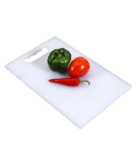 chopping board plastic elegante elegante chopping board medium best price in