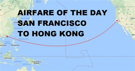 airfare of the day singapore airlines san francisco to hong kong premium economy 1304