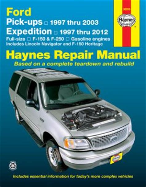 free ford f150 repair manual online pdf download carsut understand cars and drive better