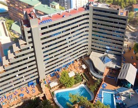 Magic Rock Garden Hotel Magic Rock Gardens Benidorm Espa 241 A Hotelsearch