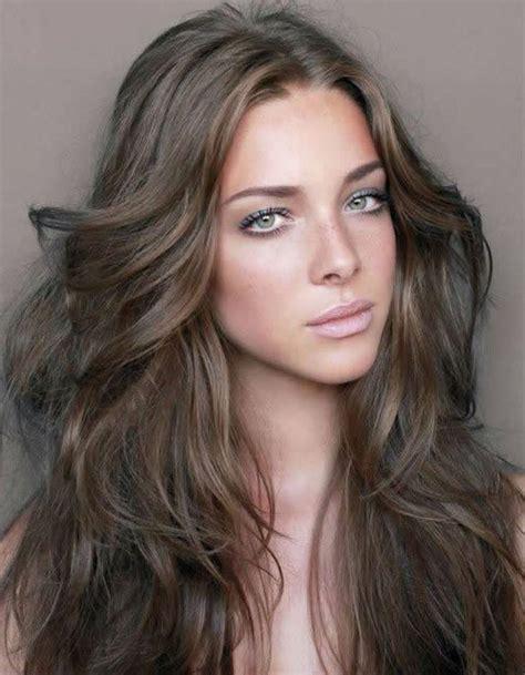 cool brown hair color best 25 cool brown hair ideas on ash brown