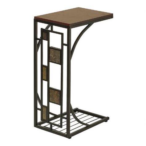 Sofa C Table by Geometric Design C Style Sofa Table Tree Shops