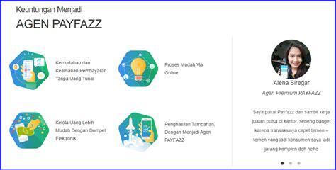 keuntungan agen premium payfazz  agen payfazz  premium