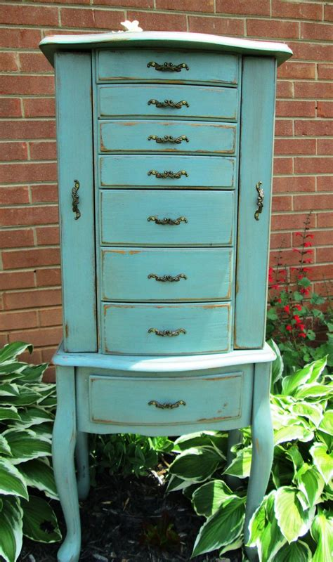 hand painted jewelry armoire 1000 ideas about armoire redo on pinterest jewelry