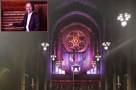 Department Organ Professor Christoph Bull Christoph Bull Performs On Pipe Organ For Ghostbusters
