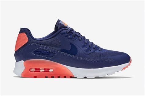 Nike Sportswear Air Max 90 Ultra 20 Essential Sepatu Olahraga nike air max 90 ultra essential blue legend sneaker bar detroit