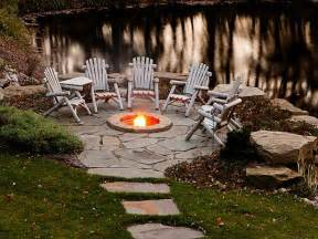 Rustic Firepit The Essence Of Home Rustic Cottage Decor