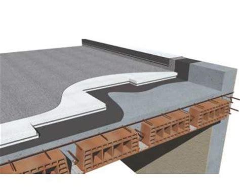 isolamento terrazza calpestabile isolamento termico copertura piana