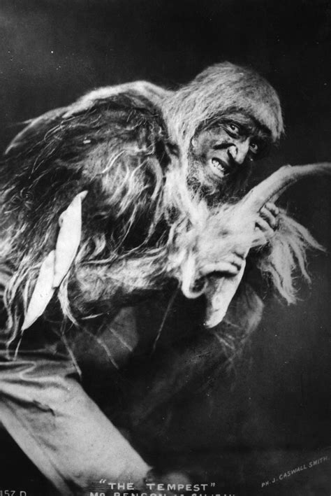 """A Character Profile of Caliban in """"The Tempest"""""""