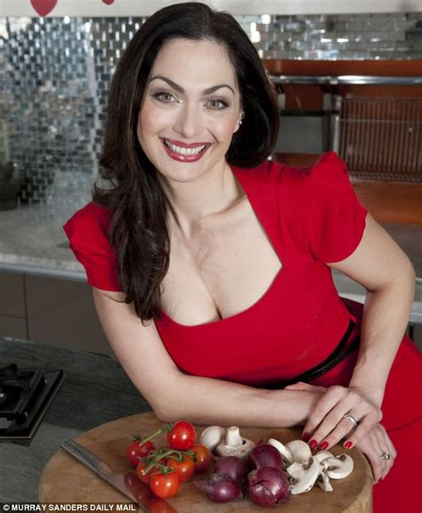 True Mediterranean Kitchen - tonia buxton credits mediterranean diet for fact she has fertility levels of a woman in her