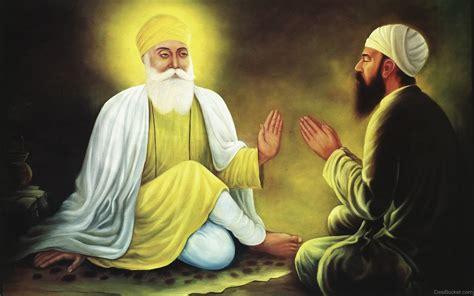 Of A Guru sikh gurus pictures images photos
