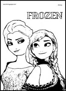 pages frozen search results for frozen coloring in pages calendar 2015