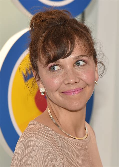 The Scoop On Maggie Qs Carpet Hair by Maggie Gyllenhaal Updo Newest Looks Stylebistro