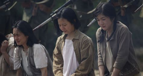 japan korea comfort women film depicting horrors faced by comfort women for