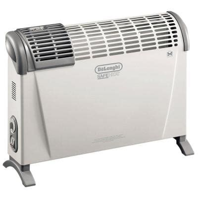 1500 watt convection electric portable heater and fan delonghi safeheat 1500 watt convection portable heater