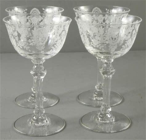 vintage cocktail glasses 63 best glass tiffin images on pinterest crystals